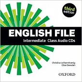 English File Third Edition Intermediate Class Audio CDs
