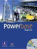 Powerbase Beginners Coursebook & Audio CD Pack