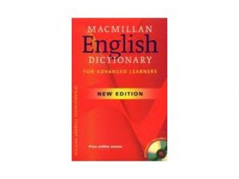 Macmillan English Dictionary for Advanced Learners (New Edition) International Student Edition with CD-ROM