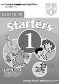 Cambridge Young Learners English Tests (Second Edition) Starters 1 Answer Booklet
