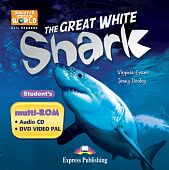 The Great White Shark Student's multi-ROM (Audio CD / DVD Video PAL)