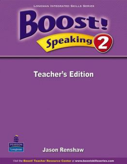 Boost Speaking 2 Teacher's Edition