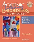 Academic Encounters: Life in Society - Listening Student's Book with Audio CD