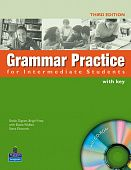 Grammar Practice Third Edition Intermediate Book and CD-ROM (with Key)