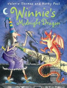 Winnie's Midnight Dragon (Paperback)