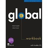 Global Upper-Intermediate Workbook + CD without Key