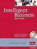 Intelligent Business Upper-Intermediate Skills Book with CD-ROM
