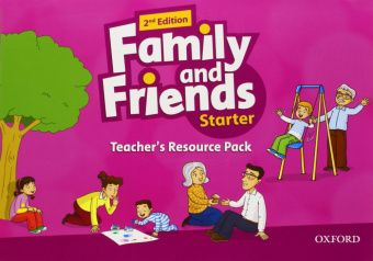Family and Friends Second Edition Starter Teacher's Resource Pack