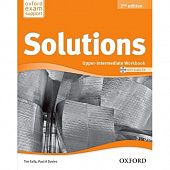 Solutions Second Edition Upper-intermediate Workbook and Audio CD Pack