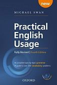 Practical English Usage (Fourth Edition) Hardback with online access