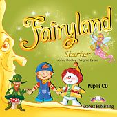 Fairyland Starter Pupil's Audio CD