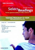 Select Readings (Second Edition) Upper-Intermediate Testing Program CD-ROM