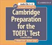 Cambridge Preparation for the TOEFL Test (Fourth Edition) Audio CDs