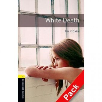 White Death Audio CD Pack