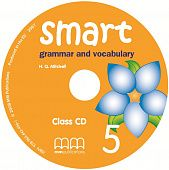 Smart (Grammar and Vocabulary) 5 Class CD