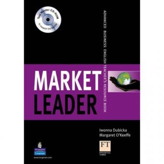 New Market Leader Advanced Teacher's Resourse Book with Test Master CD-ROM