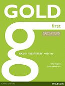 Gold First New Edition (with 2015 exam specifications) Exam Maximiser (with key)