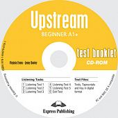 Upstream Beginner A1+ Test Booklet CD-ROM