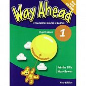 New Way Ahead 1 Pupil's Book with CD-ROM