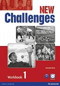 New Challenges 1 Workbook (with Audio CD)