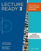 Lecture Ready Second Edition 3 Student Book