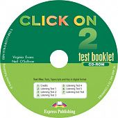Click On 2 Test Booklet CD-ROM