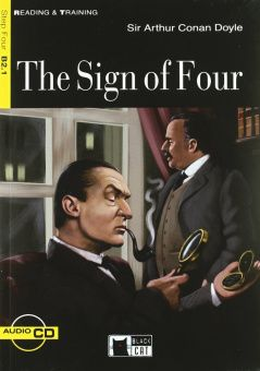 Reading & Training Step 4: The Sign of Four  + CD