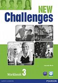 New Challenges 3 Workbook (with Audio CD)