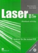 Laser B1+ Workbook With Key (+ Audio CD)