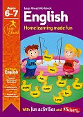Leap Ahead Workbook Expert: Workbooks: English age 6-7