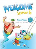 Welcome Starter b  Teacher's Book (with Posters)