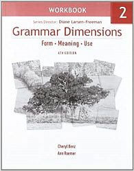Grammar Dimensions 2: Workbook