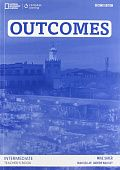 Outcomes Second edition Intermediate Teacher's Book with Class CD