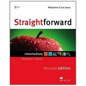 Straightforward (Second Edition) Intermediate Student's Book