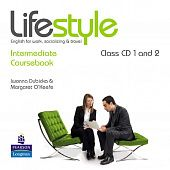 Lifestyle Intermediate Class Audio CDs (Лицензия)