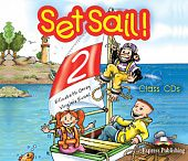 Set Sail! Level 2 Class CDs