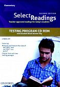 Select Readings (Second Edition) Elementary Testing Program CD-ROM