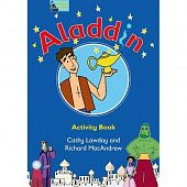 Fairy Tales Aladdin (Activity Book)