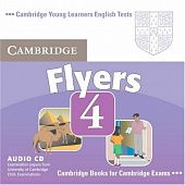 Cambridge Young Learners English Tests (Second Edition) Flyers 4 Audio CD (Лицензия)