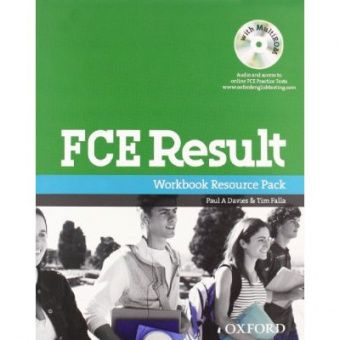 FCE Result Workbook Resource Pack without Key