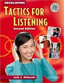Tactics for Listening Second Edition Developing Student Book with Audio CD