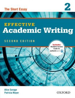 Effective Academic Writing Second Edition 2 Student Book with Student Online Access Code
