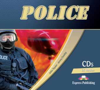 Career Paths: Police Audio CDs (set of 2)