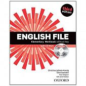 English File Third Edition Elementary Workbook without key and iChecker