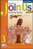 Join Us for English 3 Activity Book