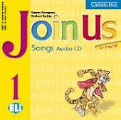 Join Us for English 1 Songs Audio CD (Лицензия)