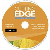 Cutting Edge 3rd Edition Intermediate Active Teach CD-ROM