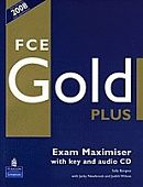 FCE Gold Plus Maximiser (with Key) and Audio CD