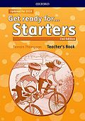 Get Ready for (Second Edition) Starters Teacher's Book and Classroom Presentation Tool
