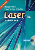 Laser Third Edition B1 Student's Book and CD ROM Pack